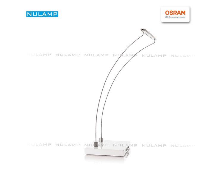 NULAMP B WHITE   Nulamp