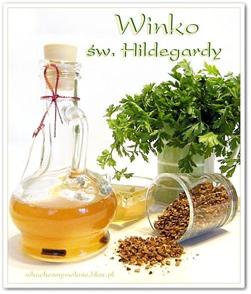 To winko ma cenne właściwości lecznicze. Regeneruje cały organizm, a zwłaszcza serce i nerki. Winko św. Hildegardy nie tylko doskonale wpływa na nasze zdrowie, ale jest w smaku tak dobre, że chci...