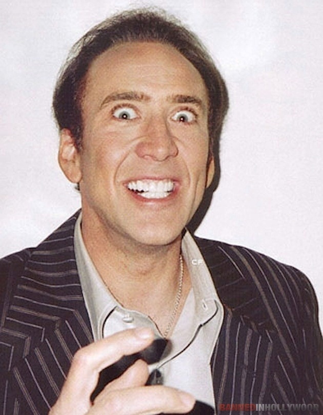 so I can use it someday…haha nicholas cage