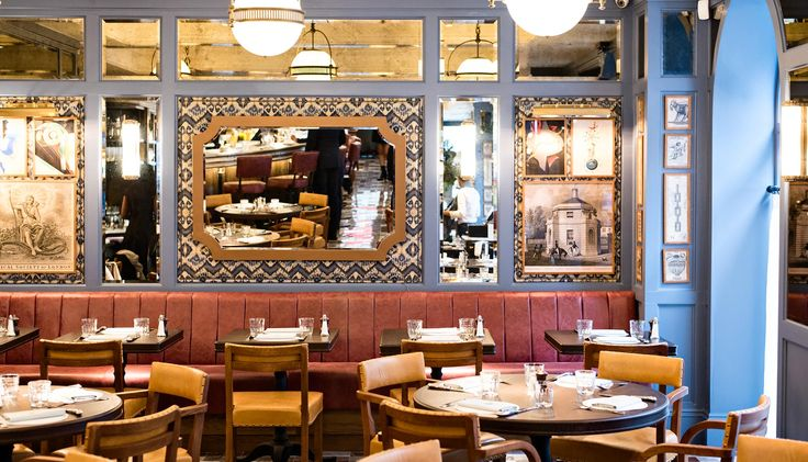 The Ivy Café in Marylebone, a new restaurant for breakfast, brunch, lunch and dinner