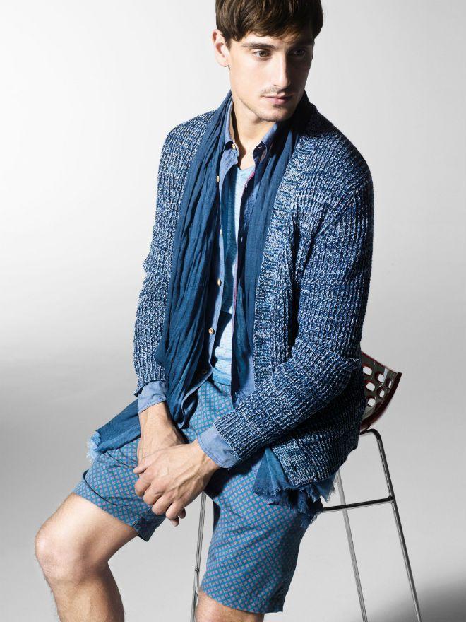 Boys in blue - Blog Benetton #fashion