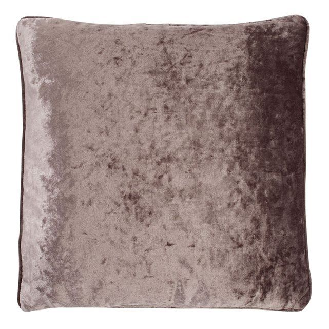 Coussin Senda 45x45 cm gris