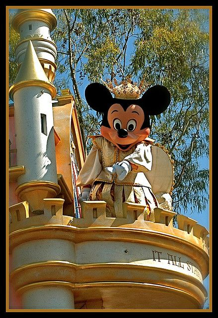 """King """"Mickey Mouse"""""""