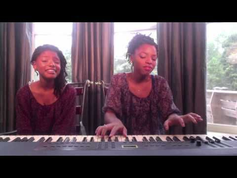 Rihanna - Diamonds COVER @chloeandhalle my jam right now love theses 2 girls amazing singers