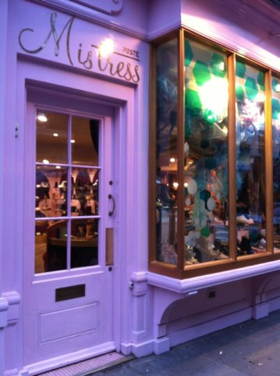 The best shoe shop in London. Get your fix here. Poste Mistress in London, Greater London
