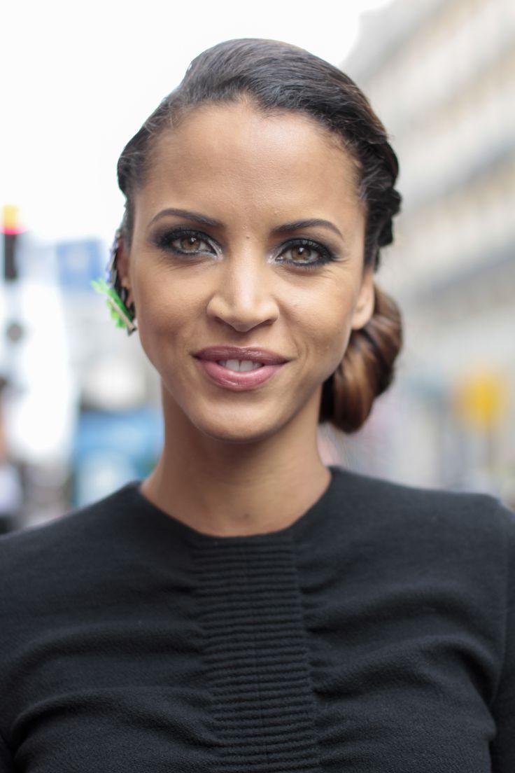 Noémie Lenoir at John Galliano - Paris Fashion Week SS15 by Amandine Dowle Photography