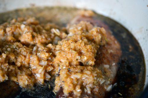 Dutch Oven Pork Roast