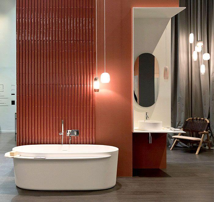 Vonios Interjero Prognozės 2019 Metams Kokios Tendencijos Laukia Modern Bathroom Design Bathroom Trends Modern Bathroom Colours