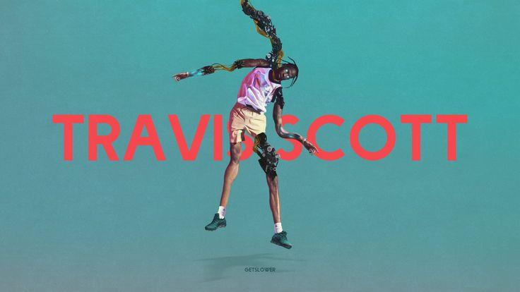 Travis Scott Kanye West 4K wallpaper hdwallpaper desktop