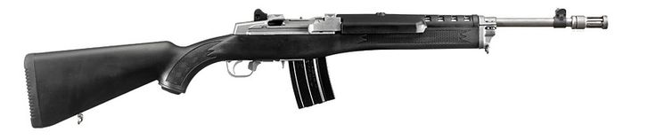 Ruger® Mini-14® Tactical Rifle Autoloading Rifle Models