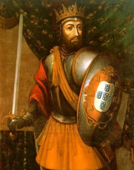King Afonso III of Portugal (1248-1279)