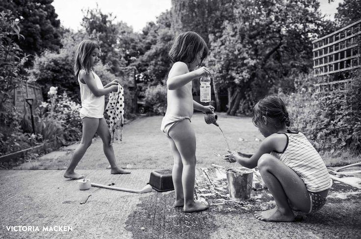 Monday is washing day x #thischildhood #mylittleladies #FujiXT1