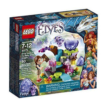 Elves Emily Jones & The Baby Wind Dragon Set LEGO 41171