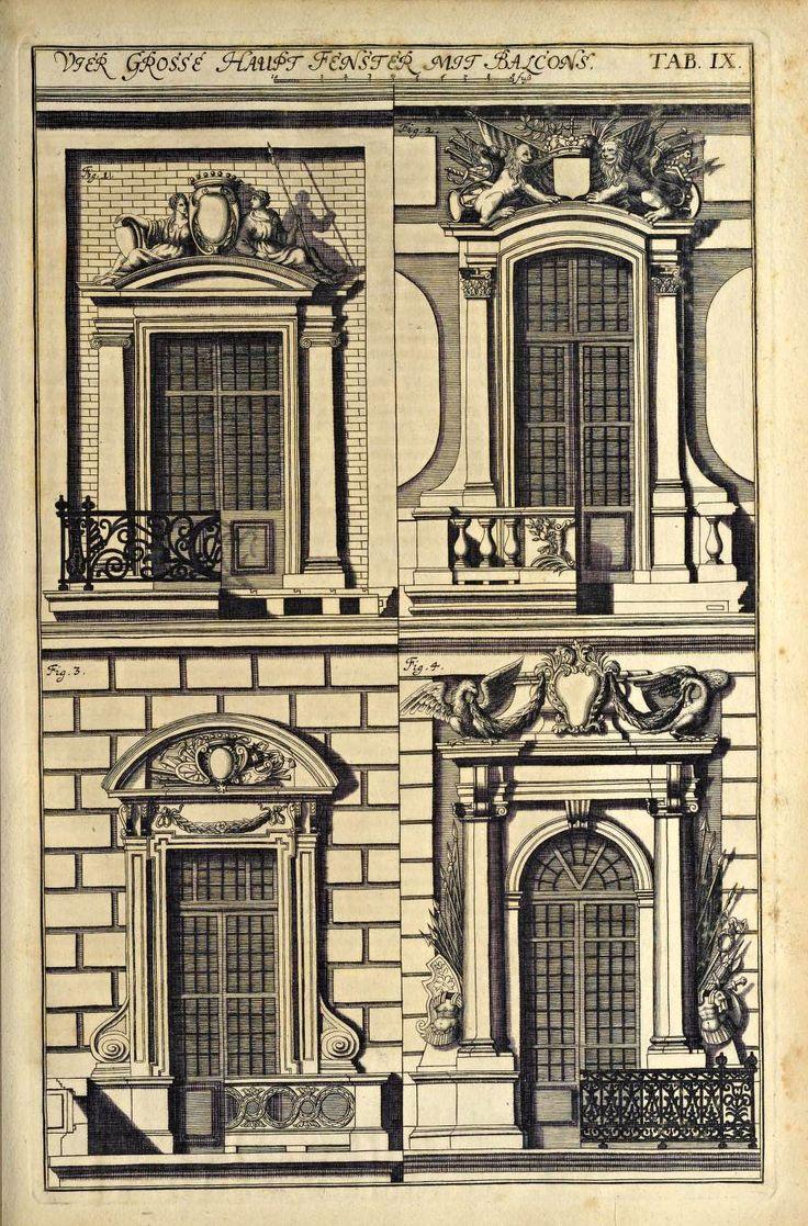 Window and balcony designs