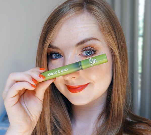 Volume & Green de Boho Cosmetics : mon mascara bio idéal #greenbeauty #bio #green  #bohogreen #makeup #lashes