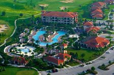 Arial view of the Holiday Inn Club Vacations Orlando, Orange Lake Resort. Repinned from @tamicrossin