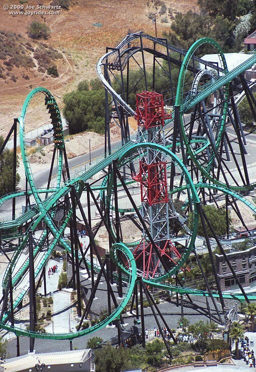 1000 Images About Roller Coasters Other Rides On