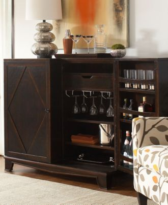 Bastille Bar Cabinet. Home Bar FurnitureDining ...