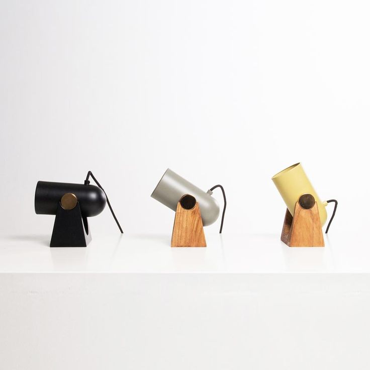 Carronade Lamp For Salone Satellite 2014 By Markus Johansson