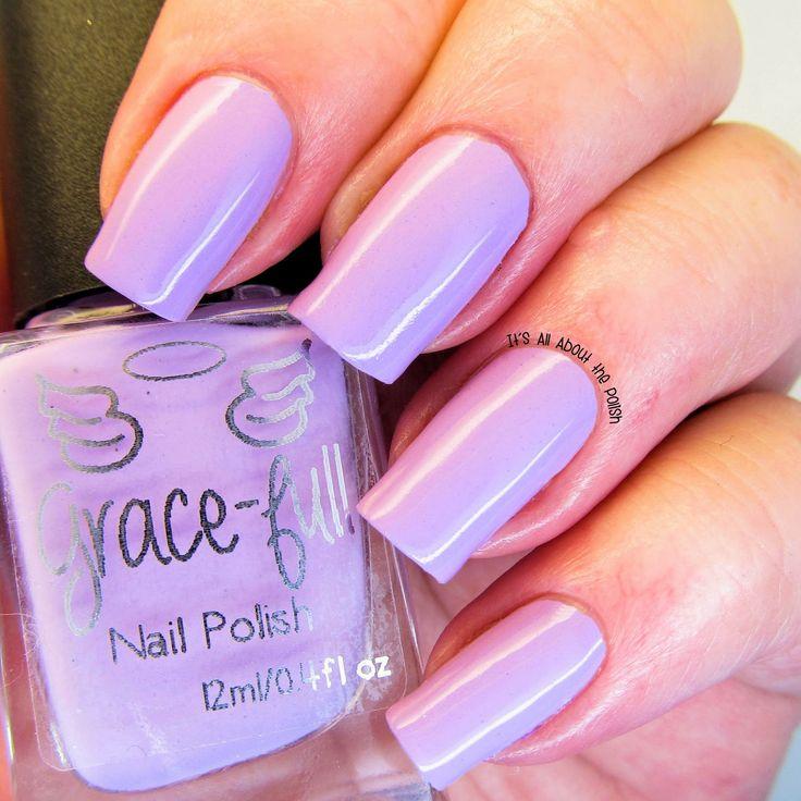 55 best Grace-full Nail Polish images on Pinterest   Finger nail ...