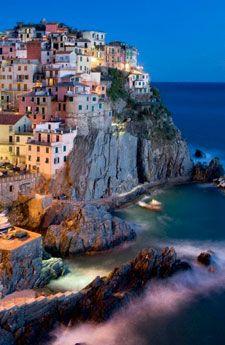 Manarola, Cinque Terre, Italy La Spezia Liguria