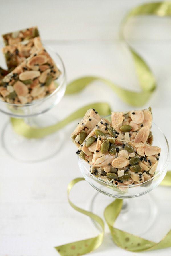 masam manis: BISKUT RAYA florentine cookie crunchy caramel almond