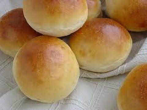 Como hacer pan dulce casero - Receta de pan dulce facil - YouTube