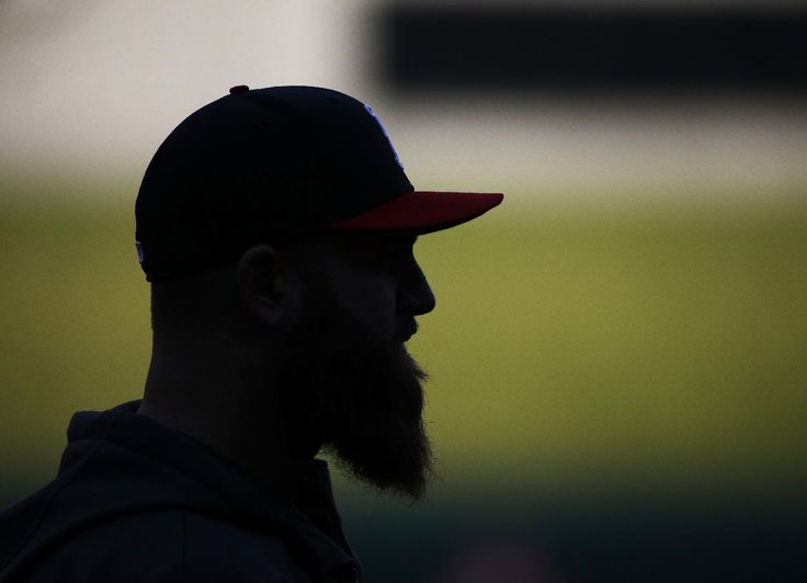 boston red sox first baseman mike napoli waits to hit during batting practice before game 5 of. Black Bedroom Furniture Sets. Home Design Ideas