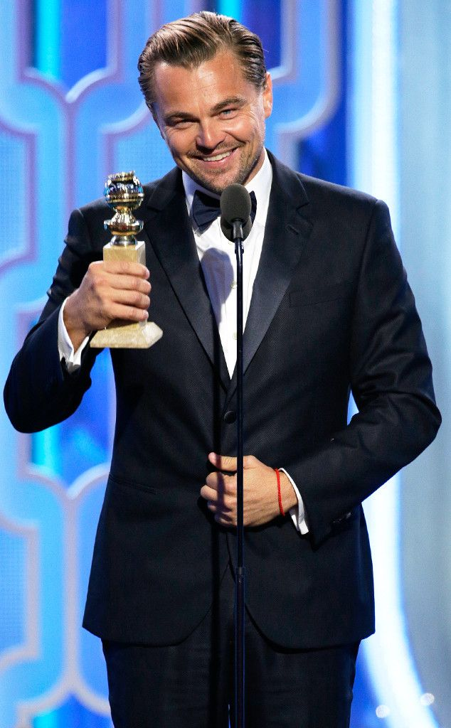 Leonardo DiCaprio Won More Than Just Best Actor at the 2016 Golden Globes: 5 Times He Ruled the Night | E! Online Mobile