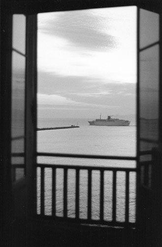 Marseille. 1975. photo by Bernard Plossu