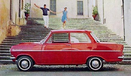 Opel Kadett 1963.