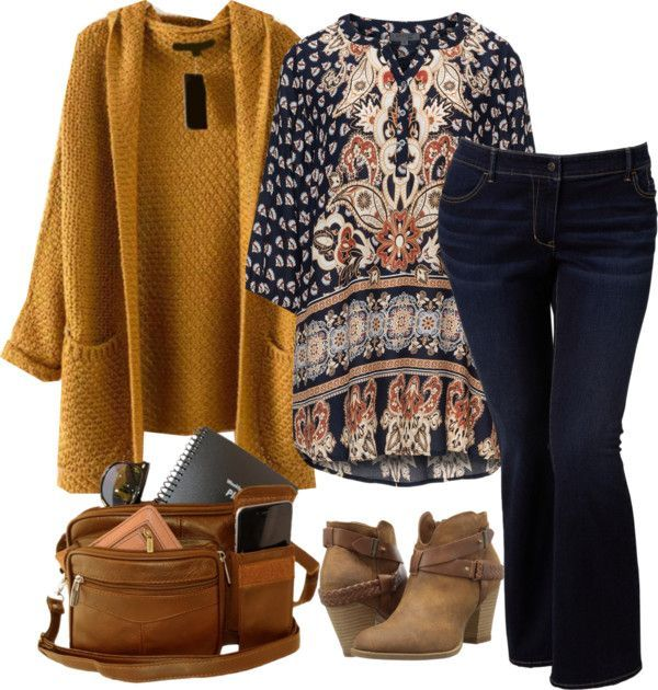 9 plus size winter outfits that you can wear very day