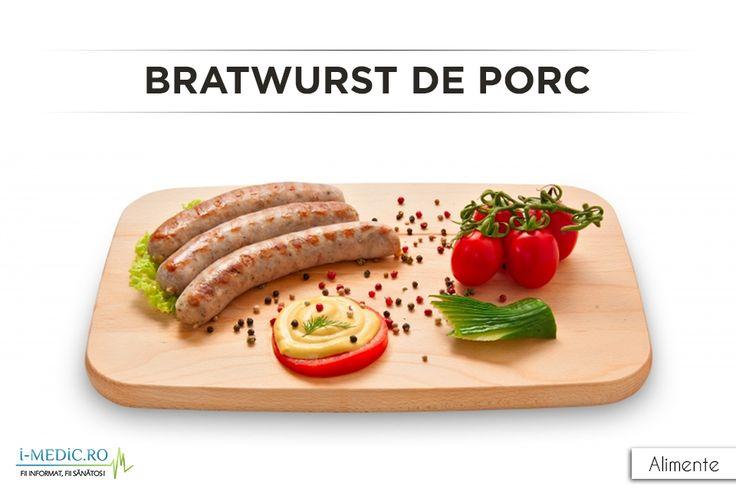 Bratwurst-ii sunt o specialitate traditionala germana de carnati. http://www.i-medic.ro/diete/alimente/bratwurst-de-porc