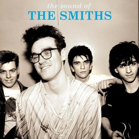 The Smiths Album Cover-    THE SMITHS + - Click image to find more Film, Music & Books Pinterest pins