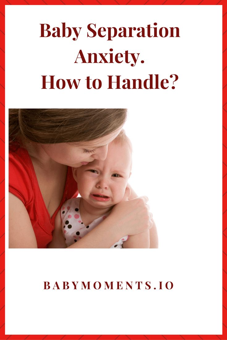 How to Handle Baby Separation Anxiety?  #BabyMoments #BabySeparation #BabySeparationAnxiety #MomLife