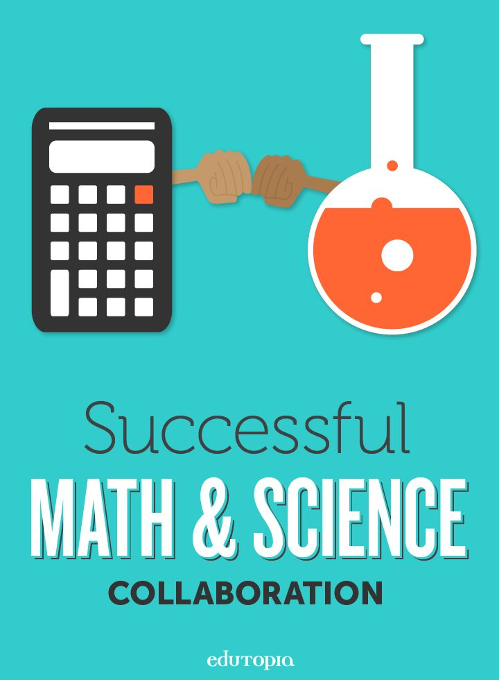 Collaborative Teaching Define : Best images about math science connections on pinterest