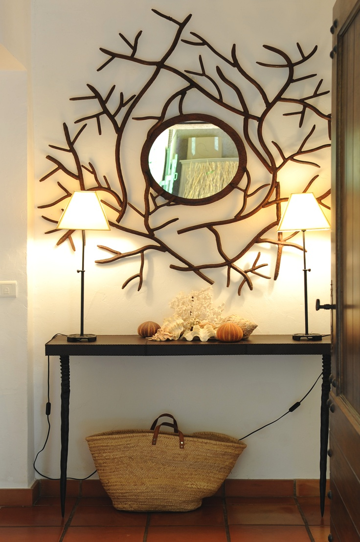 99 best Mirrors - Wrought Iron images on Pinterest | Wrought iron ...