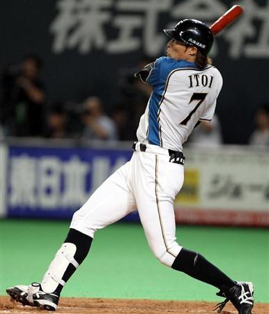 Yoshio Itoi (Hokkaido Nippon-Ham Fighters)