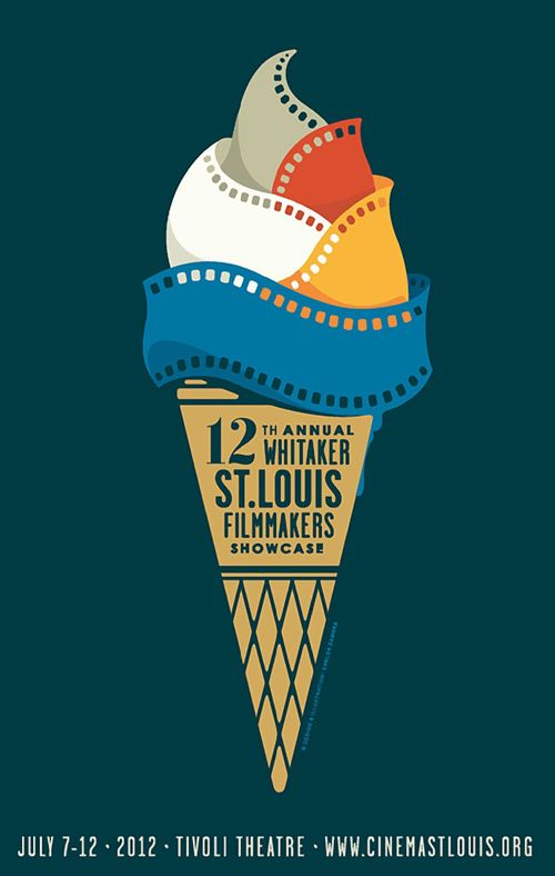 St. Louis Filmmakers Showcase Poster by Nauman Afzal