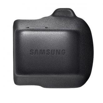 Oryginale akcesorium do Samsung Galaxy Fit. Kompaktowa ładowarka, którą możesz zabrać wszędzie ze sobą. Wystarczy podłączyć kabel micro-USB, żeby naładować urządzenie.  Produkt w kolorze czarnym