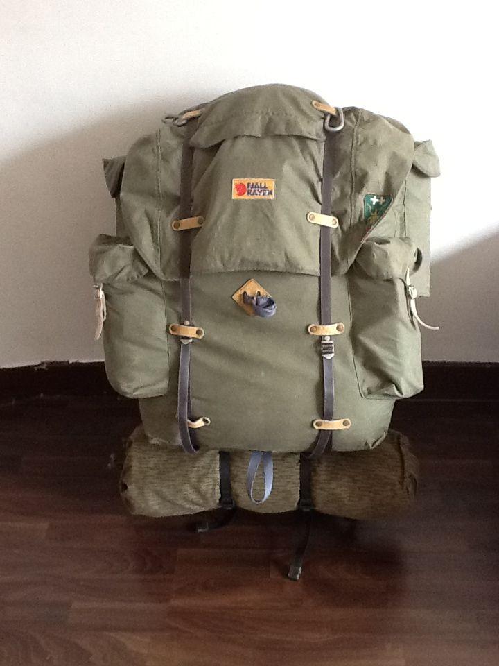 Vintage Fjallraven Backpack | Fjällräven | Pinterest ...