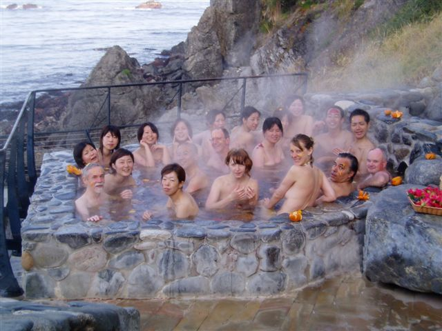 Image result for esalen institute 1969 hot tub