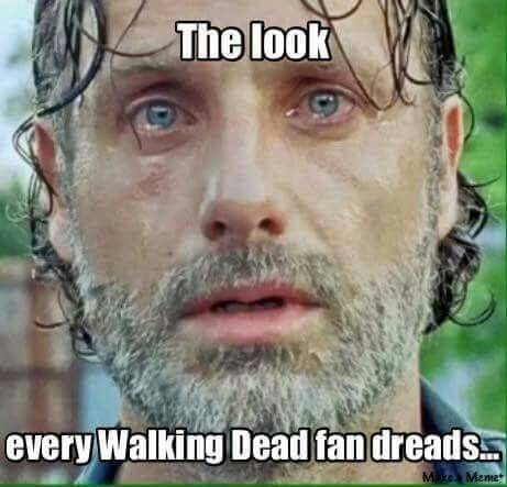 You make Rick cry, he will make YOU cry.