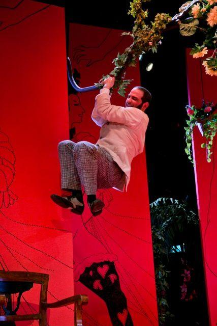 """Jörg Sascha Gahr in """"Charleys Tante"""" im Schlosstheater #Celle #Theater"""