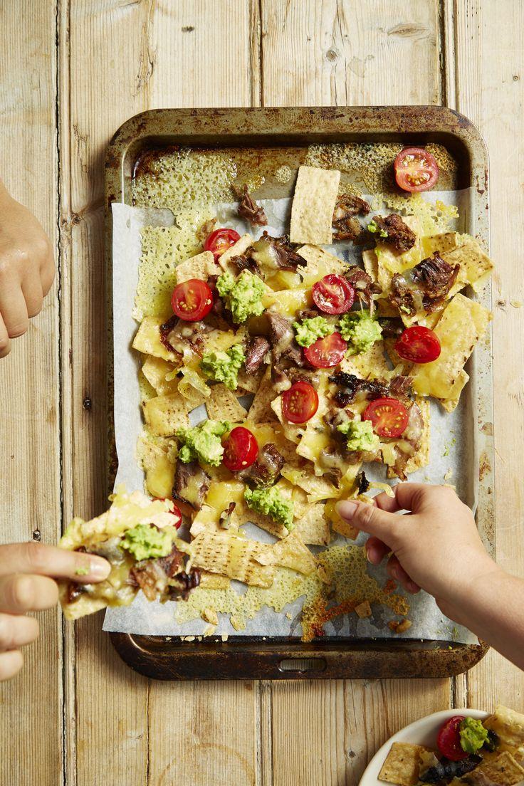 I Quit Sugar - Lamb nachos