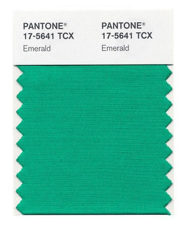 Pantone's colour of the year