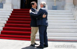 Planet Stars: Γιούνκερ: Ζητώ σεβασμό στην αξιοπρέπεια των Ελλήνω...
