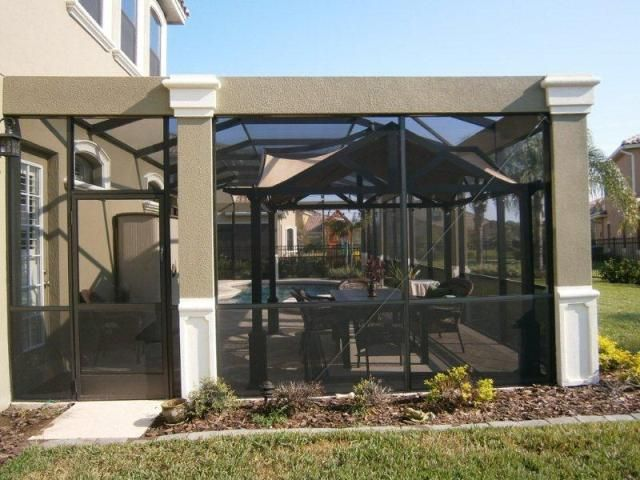 Best 25 Screen Enclosures Ideas On Pinterest Patio