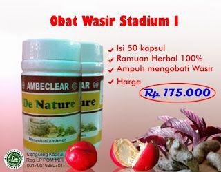 obat wasir stadium 1 2 3 4
