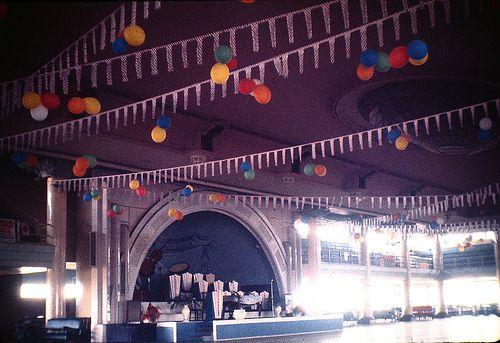 Brisbane, Australia, 1959 Cloudland Ballroom